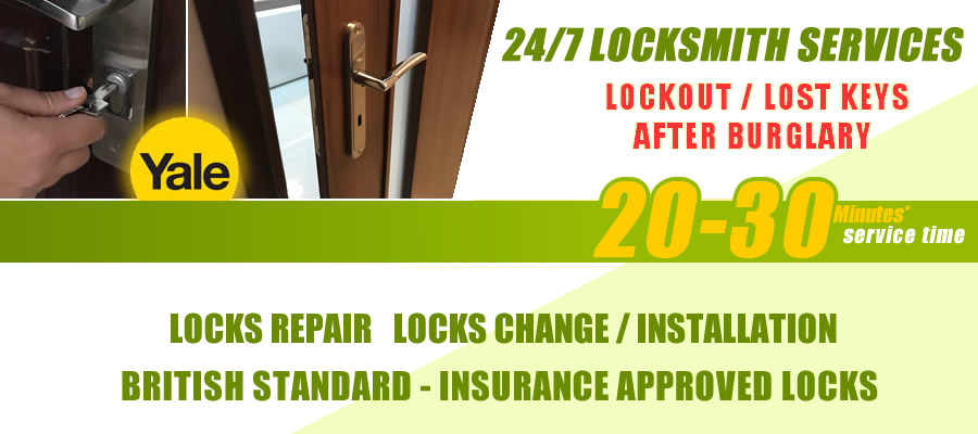 Wembley locksmith services